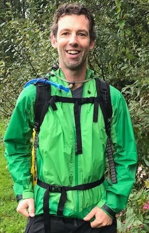 Jaap van den Burg - Kilimanjaro expeditie